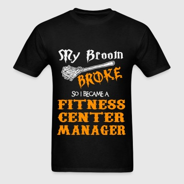 Fitness Center Manager - Men's T-Shirt