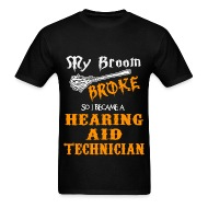 Hearing aid technician