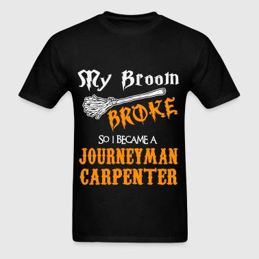 Journeyman Carpenter - Men's T-Shirt