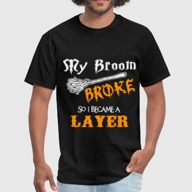 Layer - Men's T-Shirt