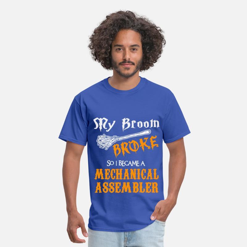 mechanical assembler by bushking spreadshirt