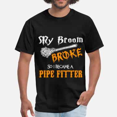 Pipe Pipe Fitter - Men's T-Shirt