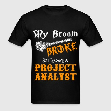 Project Analyst - Men's T-Shirt