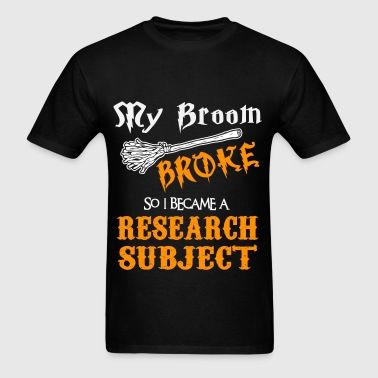 Research Subject - Men's T-Shirt