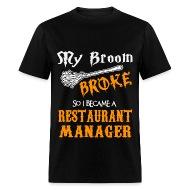 restaurant t shirts