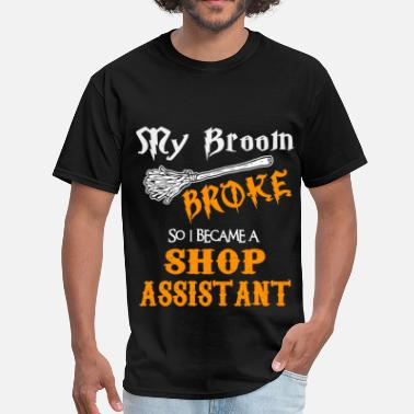 Shop Assistant Shop Assistant - Men's T-Shirt