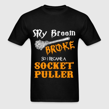 Socket Puller - Men's T-Shirt