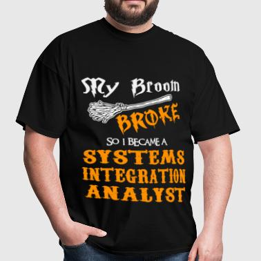 Systems Integration Analyst - Men's T-Shirt