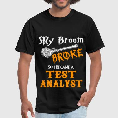 Test Analyst - Men's T-Shirt