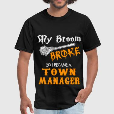 Town Manager Town Manager - Men's T-Shirt