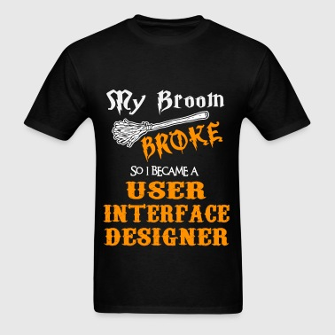 User Interface Designer - Men's T-Shirt