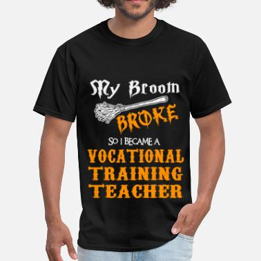 Teacher Training Vocational Training Teacher - Men's T-Shirt