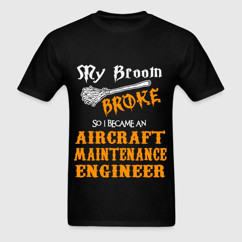 Aircraft Maintenance Engineer - Men's T-Shirt