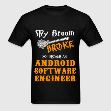 Android Software Engineer - Men's T-Shirt