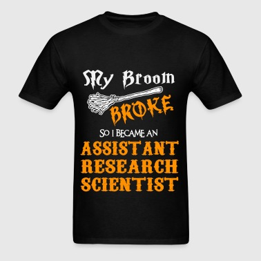 Assistant Research Scientist - Men's T-Shirt