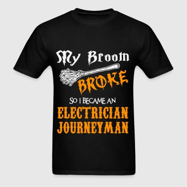 Electrician Journeyman - Men's T-Shirt