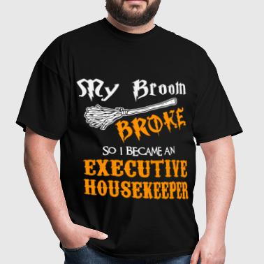 Executive Housekeeper - Men's T-Shirt