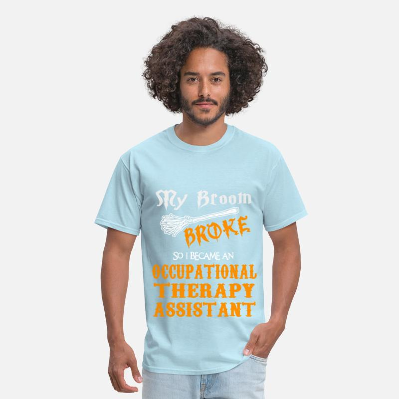Occupational Therapy Assistant Mens T Shirt Spreadshirt