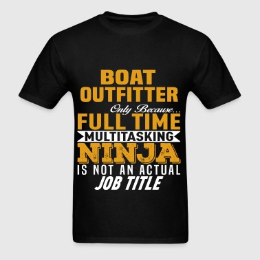 Boat Outfitter - Men's T-Shirt