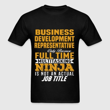Business Development Representative - Men's T-Shirt