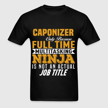Caponizer - Men's T-Shirt