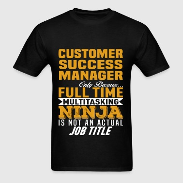 Customer Success Manager - Men's T-Shirt