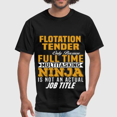 Flotation Tender - Men's T-Shirt