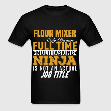 Flour Mixer - Men's T-Shirt