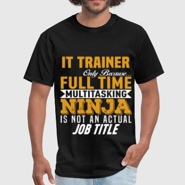 IT Trainer - Men's T-Shirt