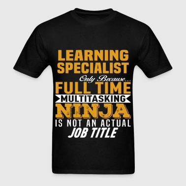 Learning Specialist - Men's T-Shirt