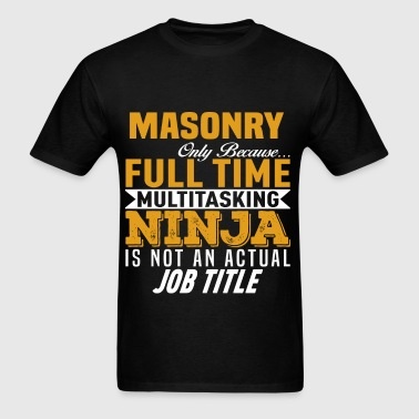 Masonry - Men's T-Shirt