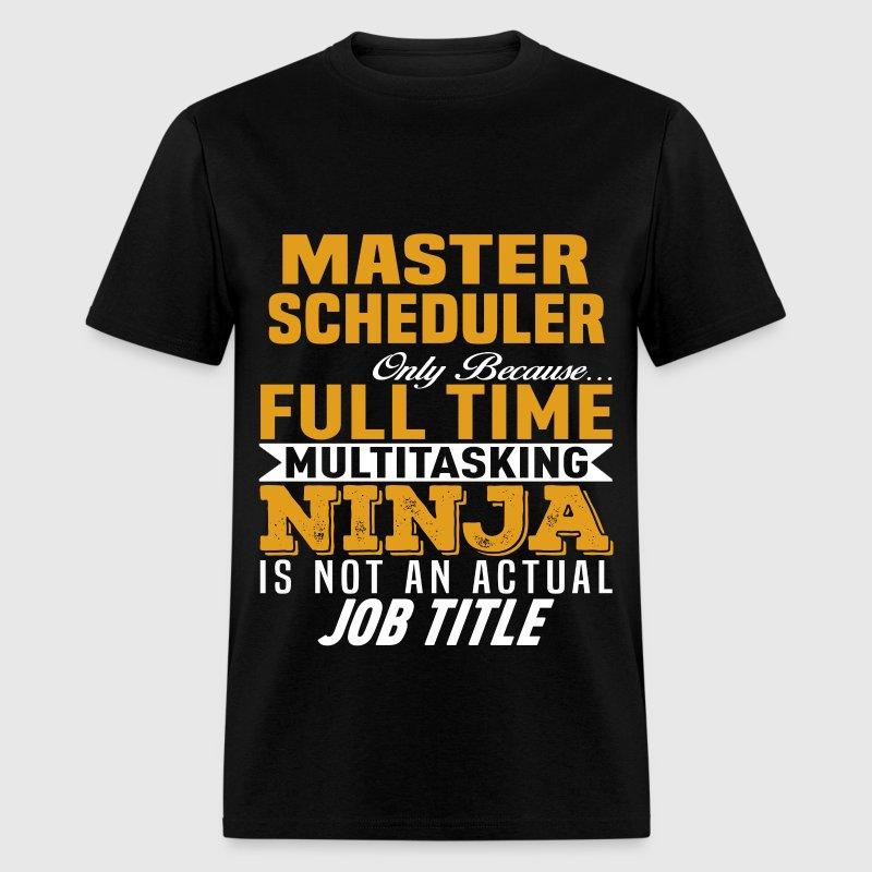 Master Scheduler by bushking   Spreadshirt