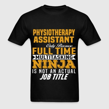 Physiotherapy Assistant - Men's T-Shirt