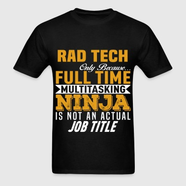 Rad Tech - Men's T-Shirt