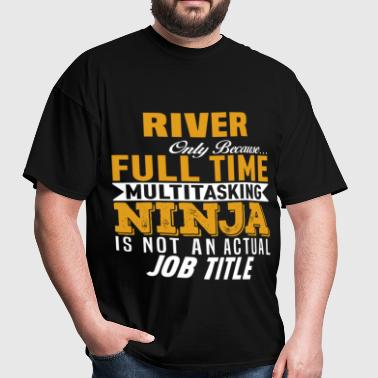 River - Men's T-Shirt