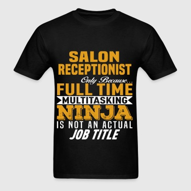 Salon Receptionist - Men's T-Shirt