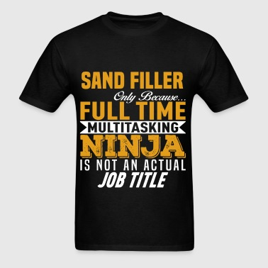 Sand Filler - Men's T-Shirt