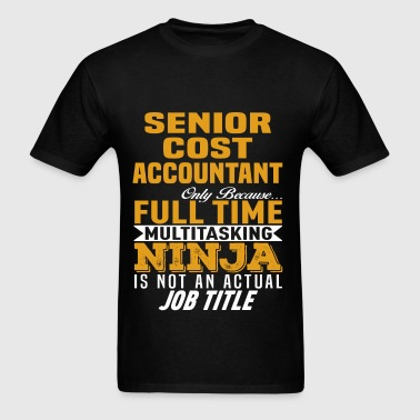 Senior Cost Accountant - Men's T-Shirt