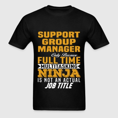 Support Group Manager - Men's T-Shirt