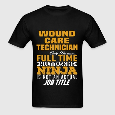 Wound Care Technician - Men's T-Shirt