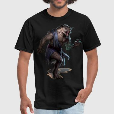 werewolf - Men's T-Shirt