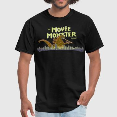 16bit Video Game Movie Monster Pixel Art - Men's T-Shirt