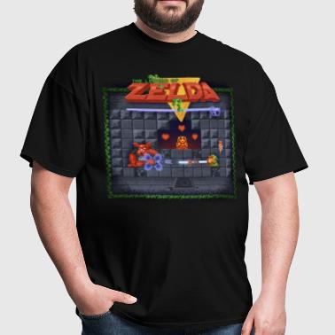 Zelda of Legend - Men's T-Shirt