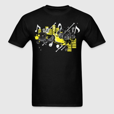 Music - High Quality Design - Men's T-Shirt