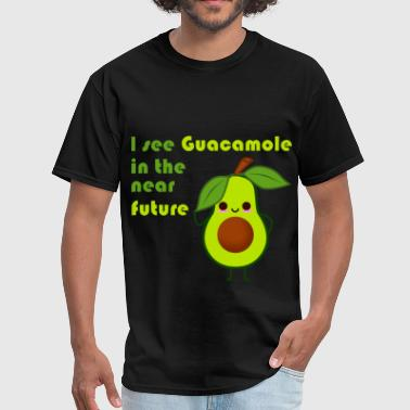 Guacamole Guaca Avocado Cuddle Sweet Funny Shirt - Men's T-Shirt