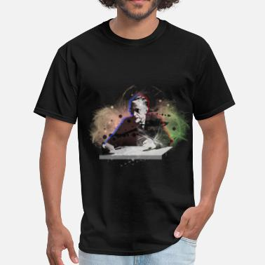 Mc Escher Escher's Dream - Men's T-Shirt