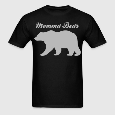 Momma Bear - Men's T-Shirt