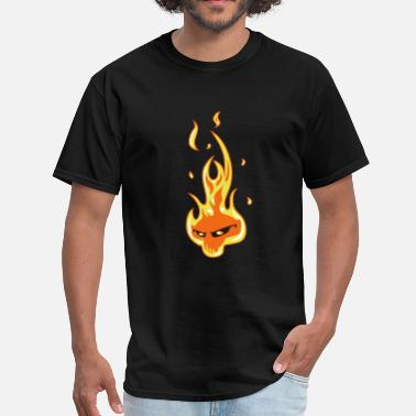 Flamed The Flame - Men's T-Shirt