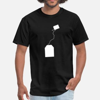 Tea tea bag - Men's T-Shirt