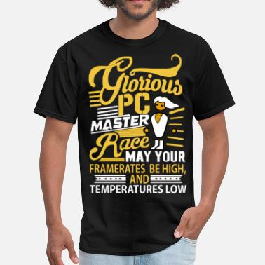 Glorious Pc Gaming Master Race Glorious PCMR - Men's T-Shirt